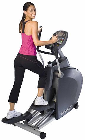 elliptical stepper stamina